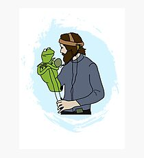 Jim Henson  Photographic Print