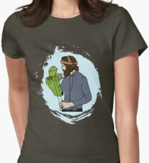 Jim Henson  Womens Fitted T-Shirt