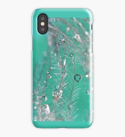 Mint Sparkles iPhone Case/Skin