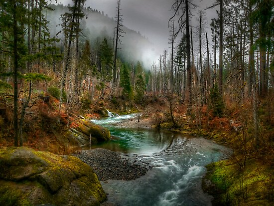 Dream Along by Charles & Patricia   Harkins ~ Picture Oregon