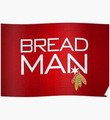 Bread Man Poster
