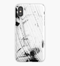 Artistic style grunge highly Detailed textures  iPhone Case