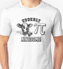 Funny Cow Pie Pi T-Shirt
