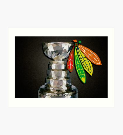 Our Cup Art Print