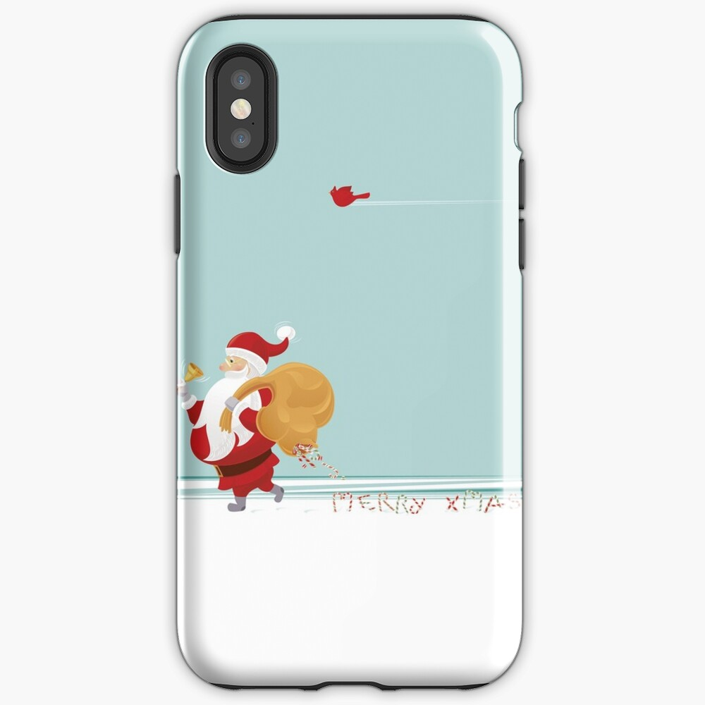 Sweet Merry Christmas iPhone Case & Cover