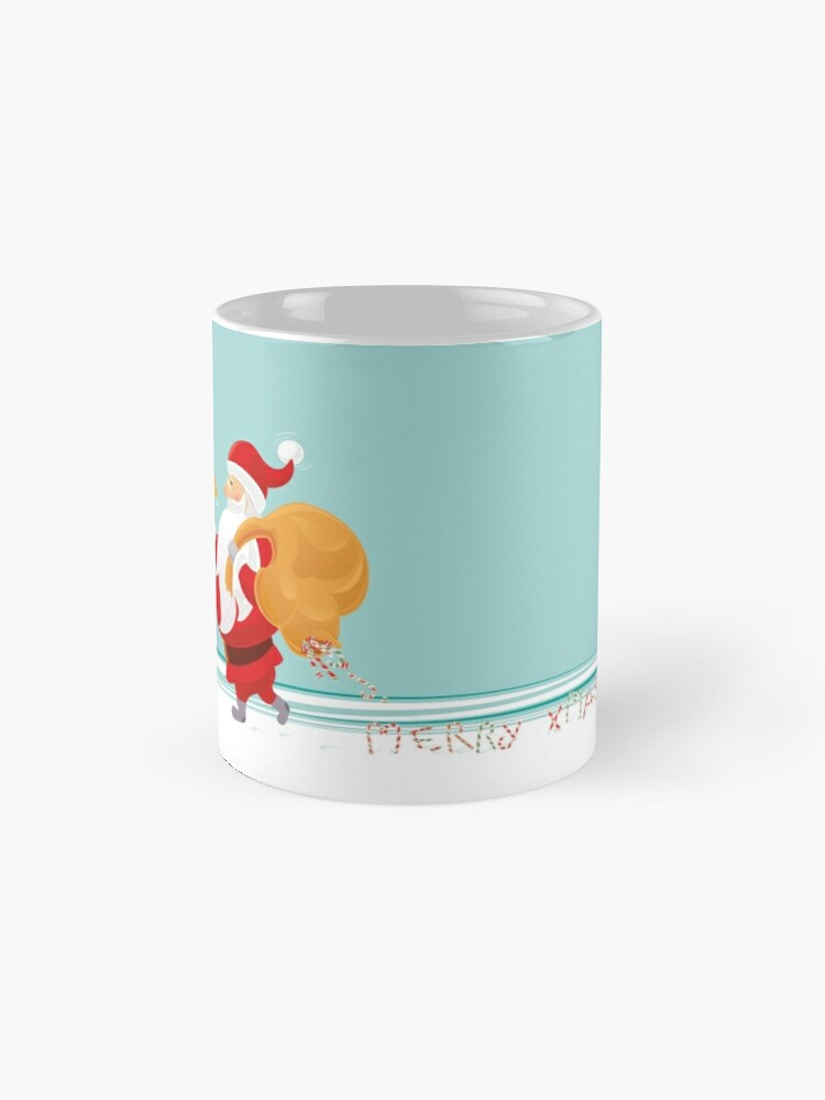 Alternate view of Sweet Merry Christmas Mug