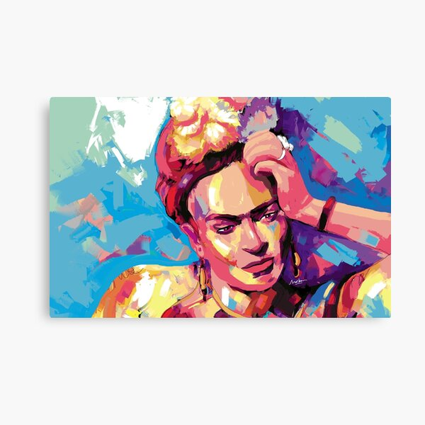 frida kahlo Impression sur toile