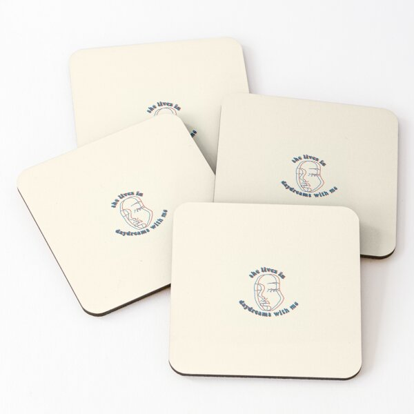 Harry Styles She Coasters (Set of 4)