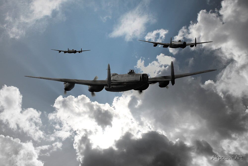 Bomber Command by Airpower Art