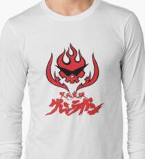 Gurren Lagann Long Sleeve T-Shirt