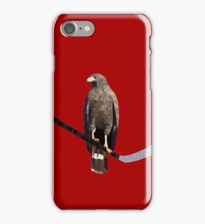 Polyhawk iPhone Case/Skin