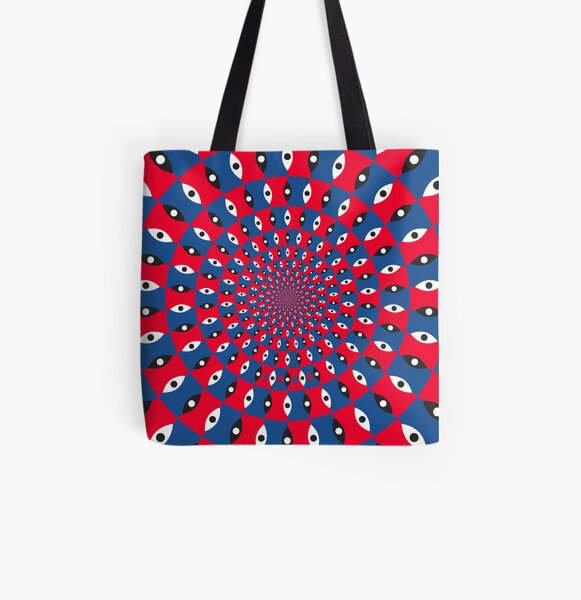 1984 - Geroge Orwell All Over Print Tote Bag
