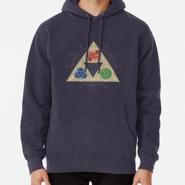 """""""Grace of the Goddesses"""" Pullover Hoodie"""