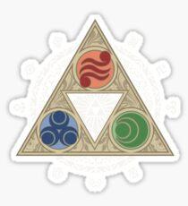 """""""Grace of the Goddesses"""" Sticker"""