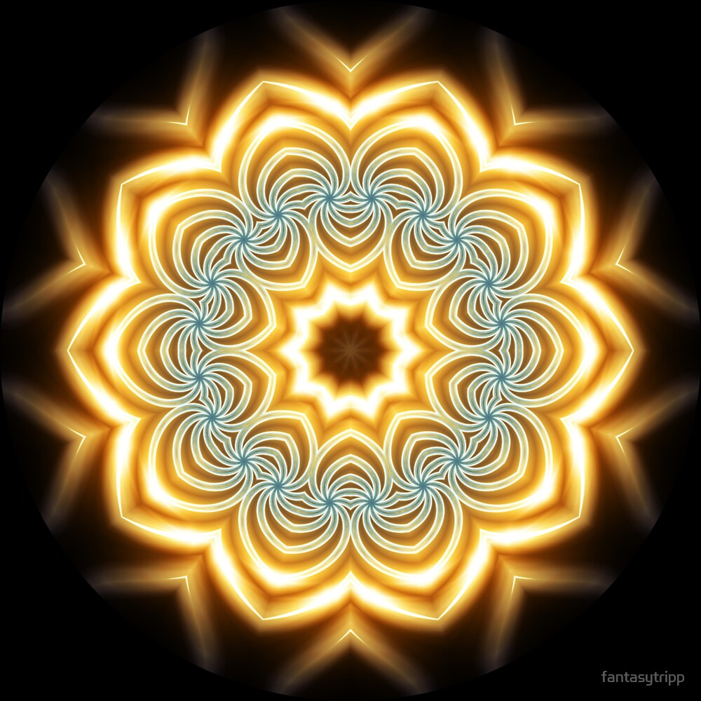 Light Vision Kaleidoscope 10 by fantasytripp