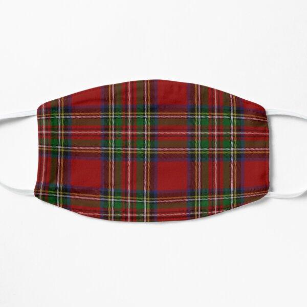 Royal Stewart Tartan Clan Flat Mask