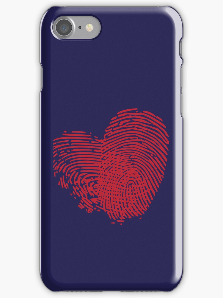 Wear Your Heart on Your Phone Case by samanthalemieux
