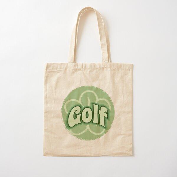 Fleur de golf Tote bag classique