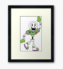 Papyrus Lightyear Framed Print