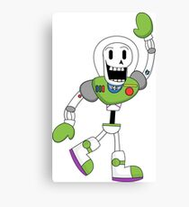 Papyrus Lightyear Canvas Print