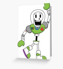 Papyrus Lightyear Greeting Card
