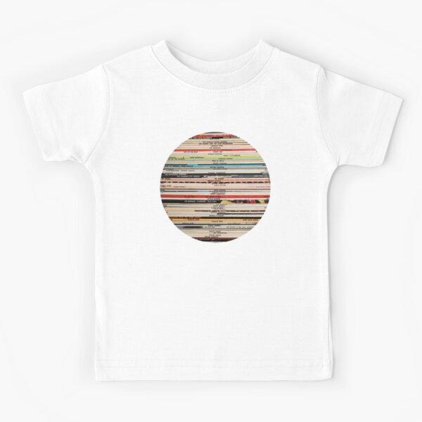 Blue Note Records round shirt Kids T-Shirt
