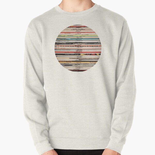 Blue Note Records round shirt Pullover Sweatshirt
