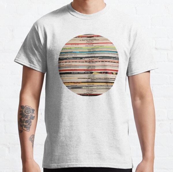 Camisa redonda Blue Note Records Camiseta clásica
