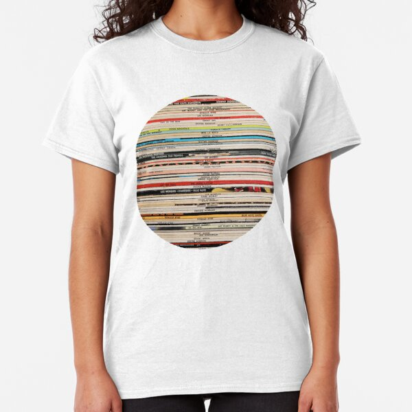 Blue Note Records round shirt Classic T-Shirt