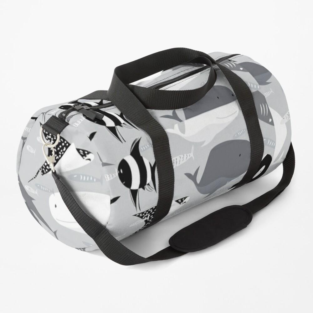 ocean creatures Duffle Bag