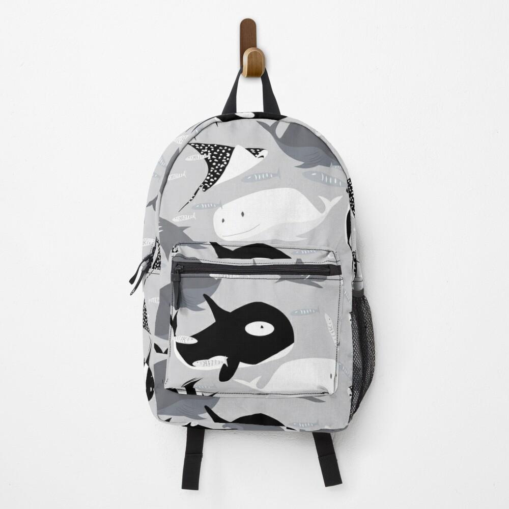 ocean creatures Backpack