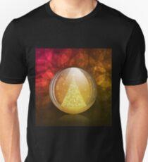 Luminescent snow globe T-Shirt
