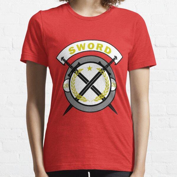 Sword war LGBT war fight Essential T-Shirt