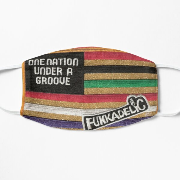 Funkadelic One Nation Under A Groove Flag Mask
