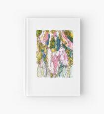 Bird Cherry Blossom Hardcover Journal