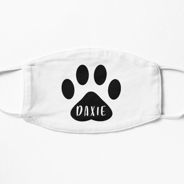 Daxie Paw Print Seal Flat Mask