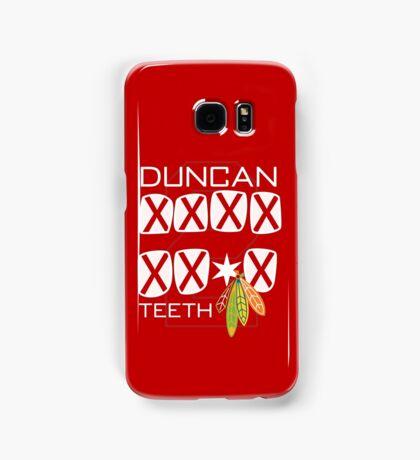 Duncan Teeth_X Samsung Galaxy Case/Skin