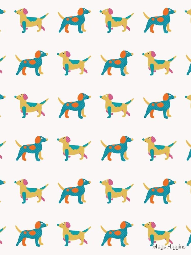 Paper Dogs Pattern by megsneggs