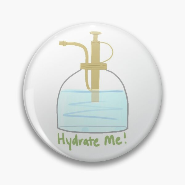 Water Spritzer | Hydrate Me! Pin