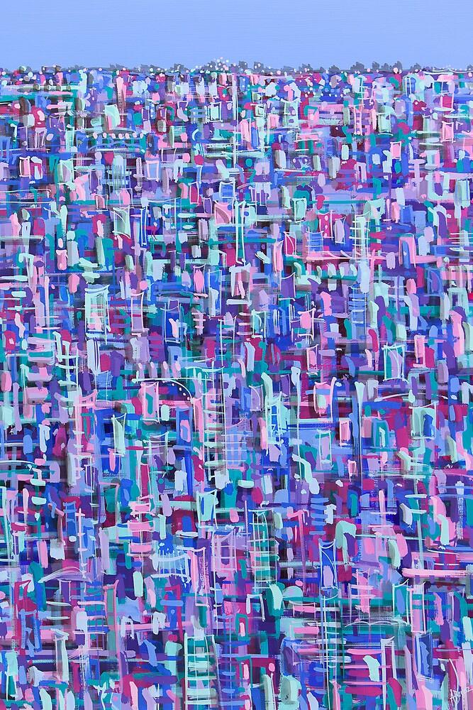 Urban Matrix by Adam Bogusz