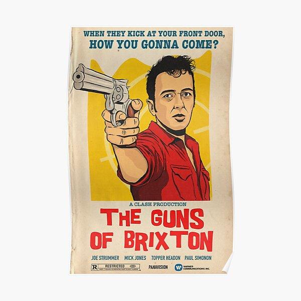 The Guns Poster