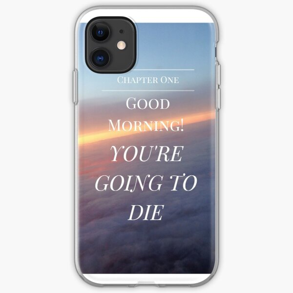 Good Morning! You're Going to Die- Magnus Chase iPhone Soft Case