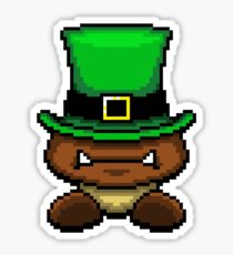 IRISH GOOMBA Sticker