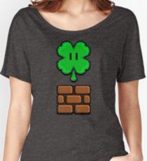 CLOVER POWERUP Women's Relaxed Fit T-Shirt