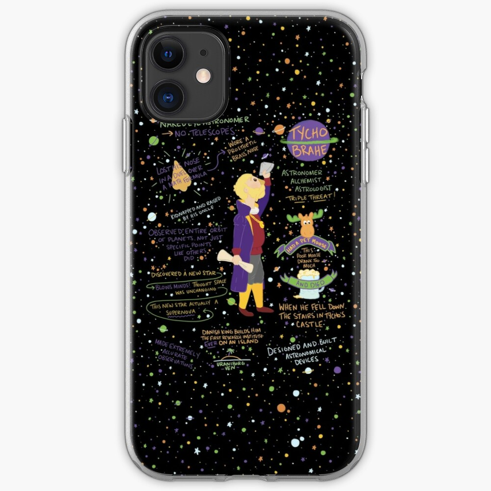 Tycho Brahe iPhone Case & Cover