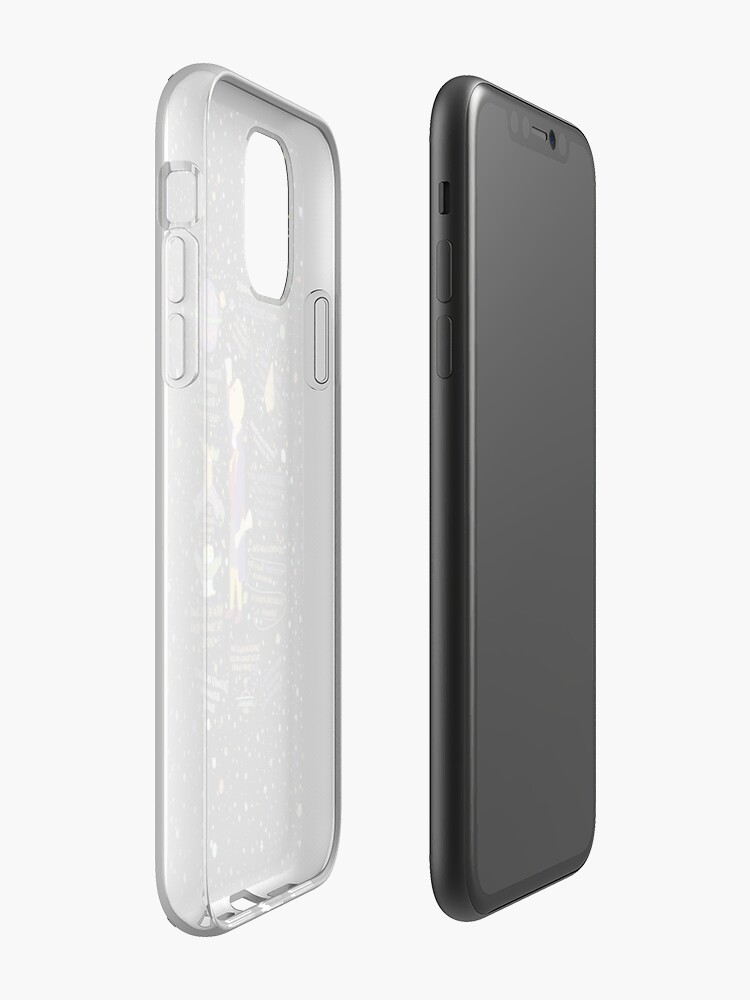 Alternate view of Tycho Brahe iPhone Case & Cover