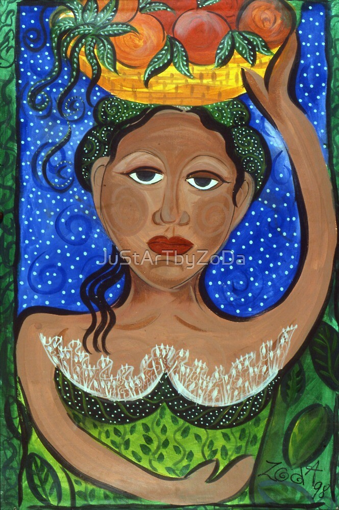 Carry Home Jamaica by JuStArTbyZoDa