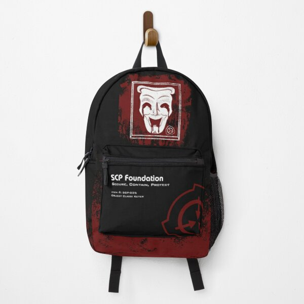 SCP-035 Possessive Mask, SCP Foundation, Secure Contain Protect Backpack