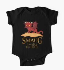 Smaug The Dragon One Piece - Short Sleeve