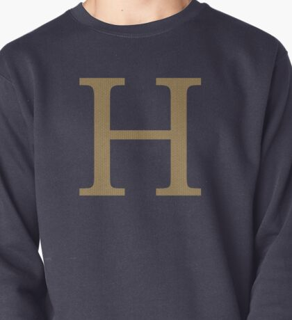 Weasley Sweater - H (All letters available!) Pullover